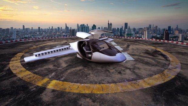 Dit privé-vliegtuig kan opstijgen vanuit je achtertuin