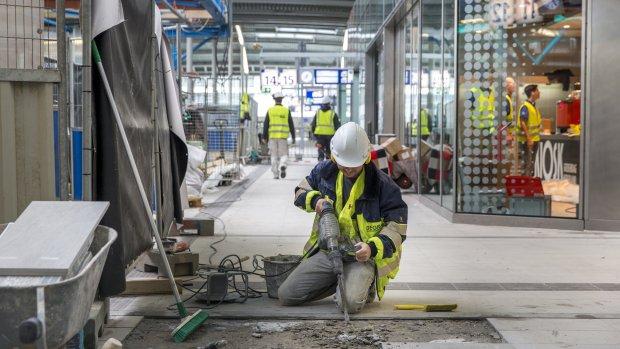Bouwend Nederland waarschuwt voor tekort aan leerling-bouwvakkers