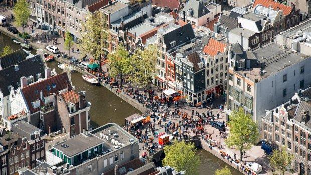 De duurste vierkante meters vind je in Bloemendaal en Amsterdam
