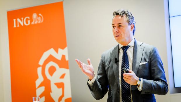 'Helft minder gedwongen ontslagen bij ING in België'