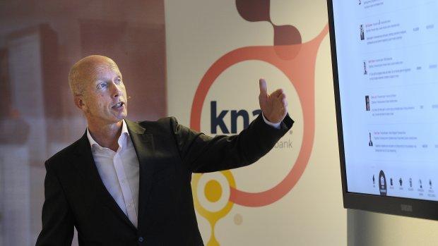 'Banken stappen actief in crowdfunding'