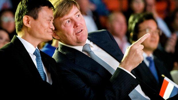 Chinese webwinkelgigant Alibaba opent kantoor in Nederland