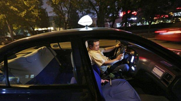 Apple investeert 1 miljard in taxi-app