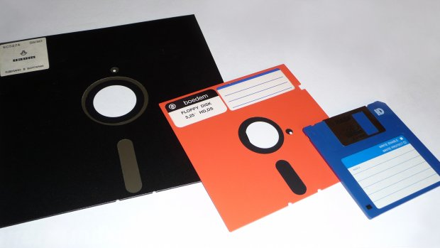 Archieven gemeenten incompleet door floppy's en tapes