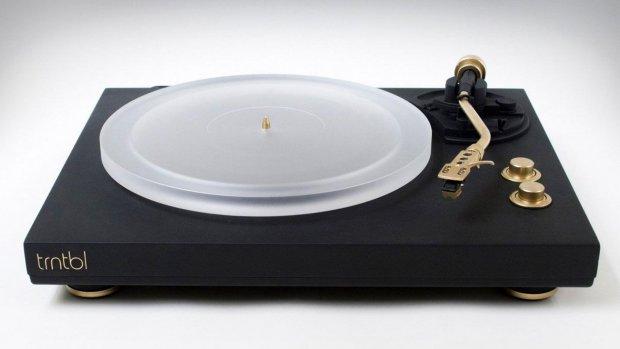 Platenspeler 2.0: muziek wordt naar je speakers gestreamd