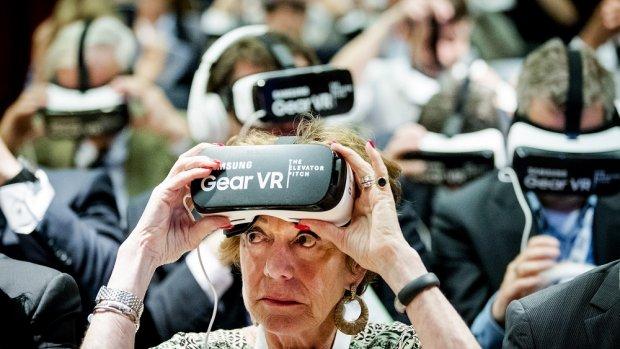 Van gamen tot angsten overwinnen: hoe VR de wereld verovert