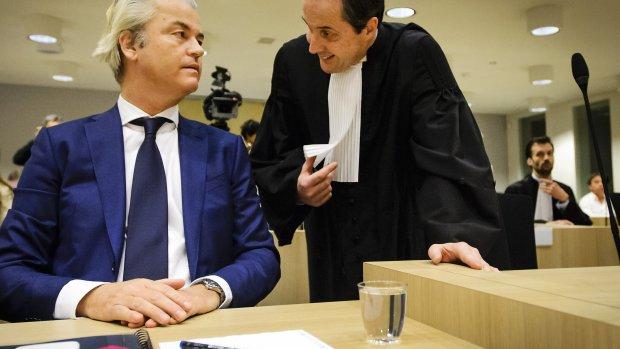 Rechter bepaalt vandaag of strafzaak tegen Geert Wilders doorgaat