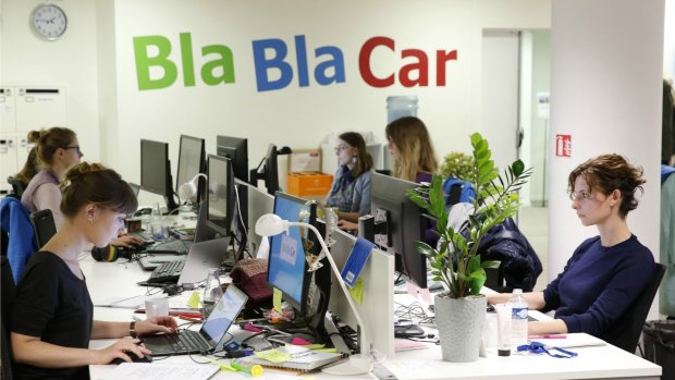 Autodeeldienst BlaBlaCar opent kantoor in Amsterdam