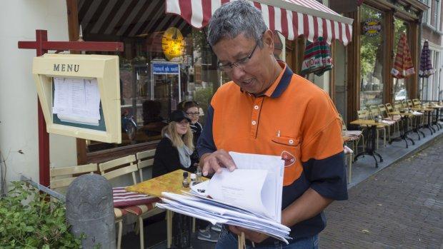 'Belgen zetten overname PostNL door'