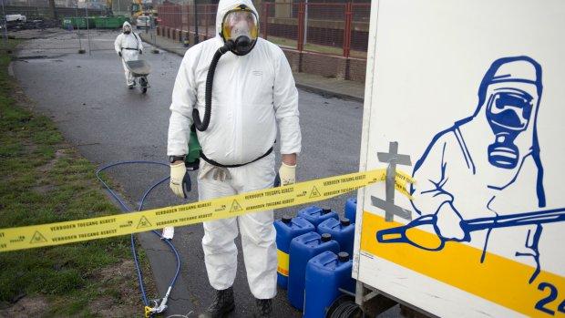 Gevaar asbest vaak overschat, kosten opruimen niet in verhouding