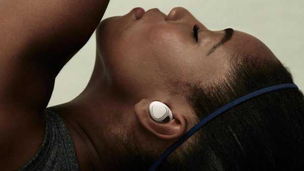 Samsung introduceert draadloze oordopjes met fitnesstracker