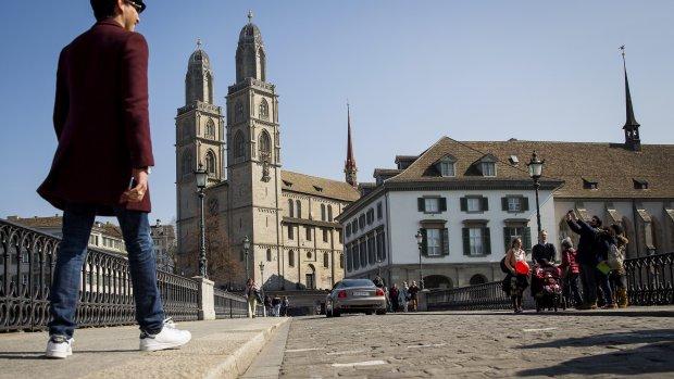 Zwitsers stemmen massaal tegen basisinkomen