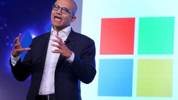 Microsoft is nu meer waard dan Google