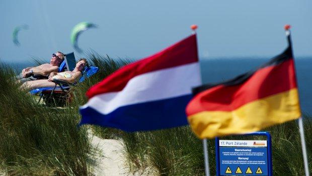 Duitse vakantiegangers leveren ons miljarden op