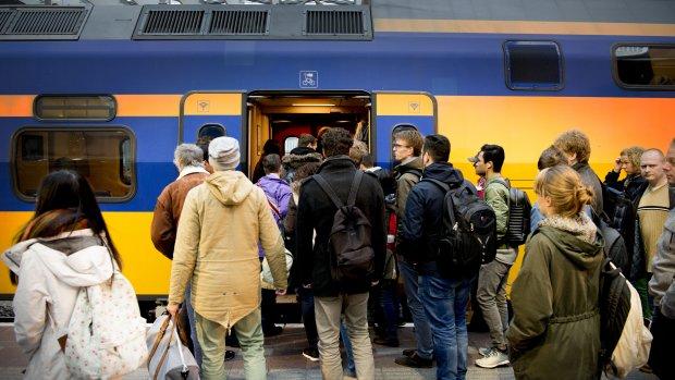 In september 'spoorboekloos rijden' tussen Amsterdam en Eindhoven