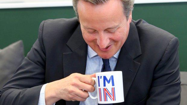 Brexit-campagne weer volop bezig: 'Vertrek uit EU grote vergissing'
