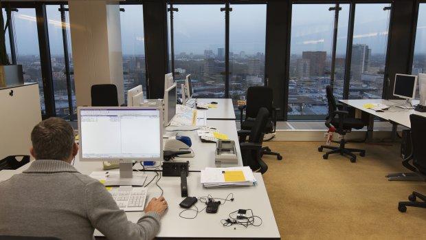 Denkvermogen gaat achteruit door saaie en vieze werkplek
