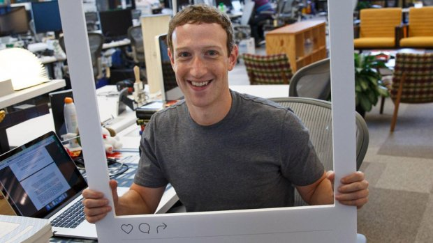 Zuckerberg tapet webcam af (want hij is gesteld op z'n privacy)