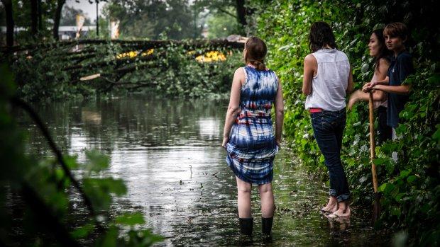 'Meer schade door klimaatverandering'