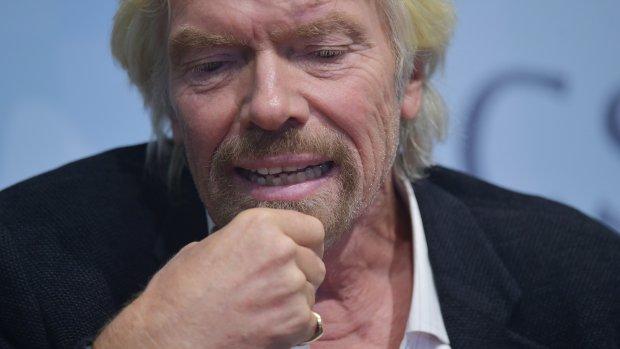 Branson: Brexit is miljoenenstrop voor Virgin