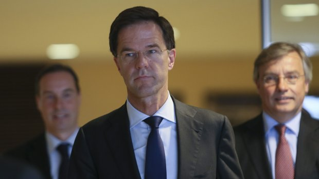 Rutte: brexit onontgonnen terrein