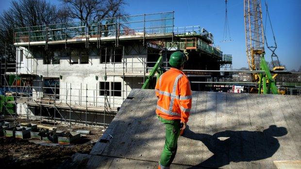 'Niet genoeg huizen voor single starters'