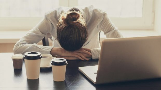 Vrouwelijke managers veel vaker met burn-out