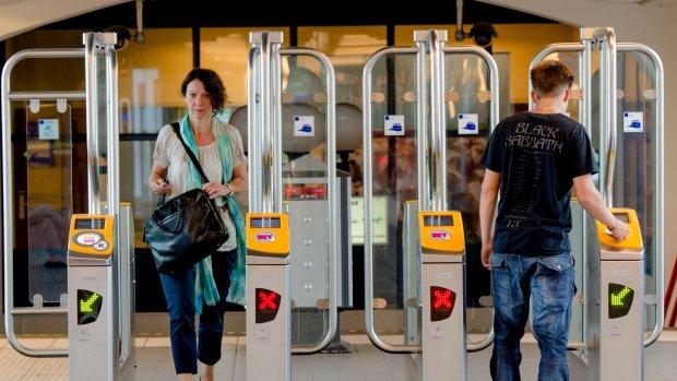 Vanaf vandaag kun je achteraf betalen voor je treinreis