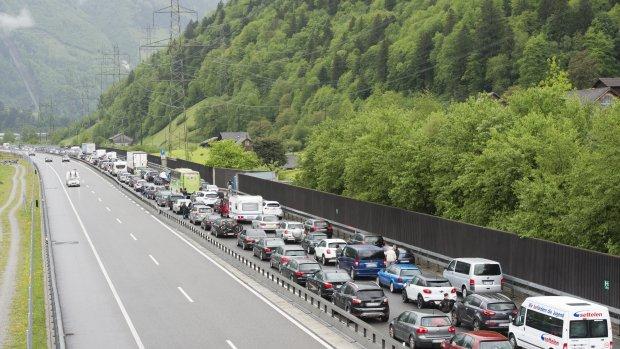 Drukte op vakantieroutes, 559 kilometer file in Frankrijk