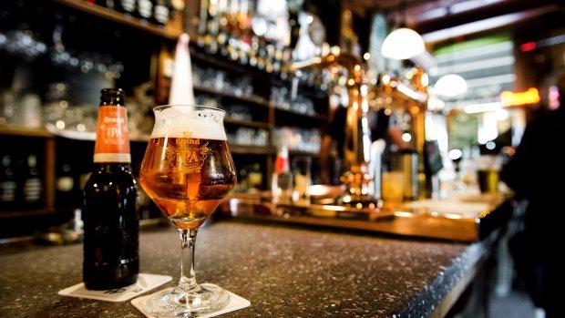 Nederlanders drinken steeds meer speciaalbier