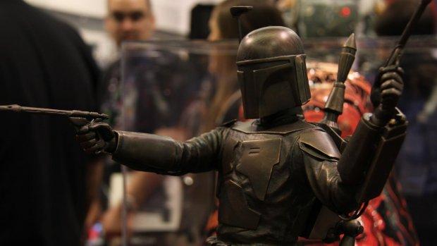 Star Wars-verzameling voor dik half miljoen onder de hamer