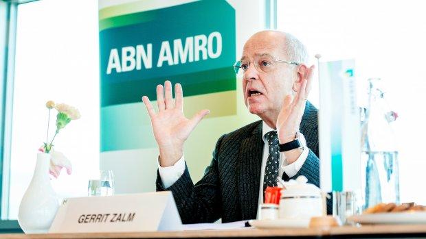 ABN Amro tegen zakelijke klanten: negatieve rente komt eraan