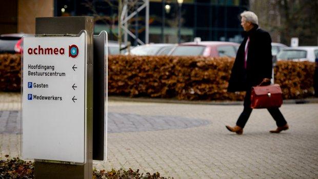 Twee ex-bestuurders Achmea krijgen 1,8 miljoen mee