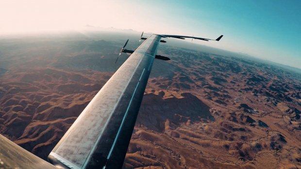 Facebook stopt met grote internetdrones