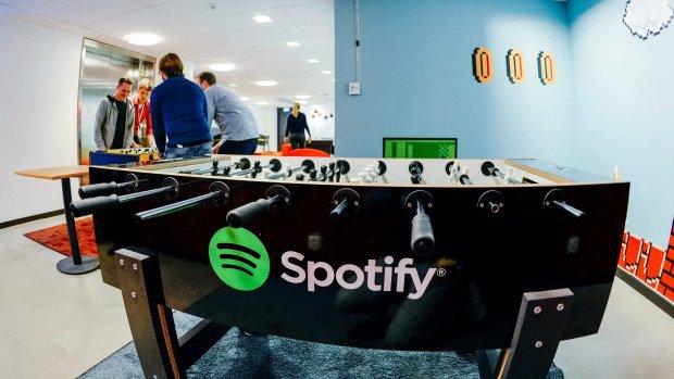 Spotify verkoopt je luistergeschiedenis