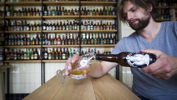 Nederland telt 300 bierbrouwers en 'heeft ruimte voor 800'