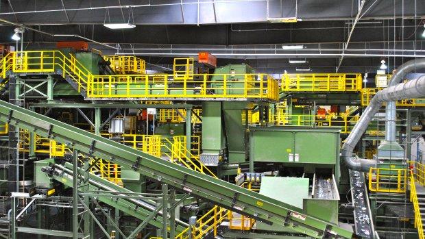Bedrijf verdient miljoenen aan recyclen (mede) door stagiair