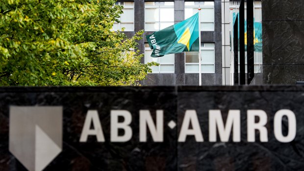 Miljoenenboete van AFM voor creditcardbedrijf ABN Amro