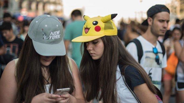 Pokémon Go-spelers boos en verdrietig om update app