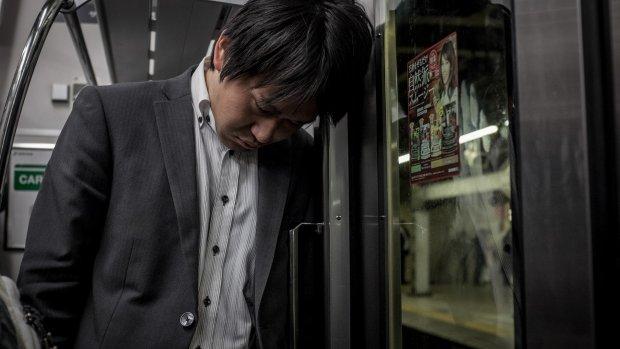 Jezelf doodwerken? In Japan gebeurt het steeds vaker