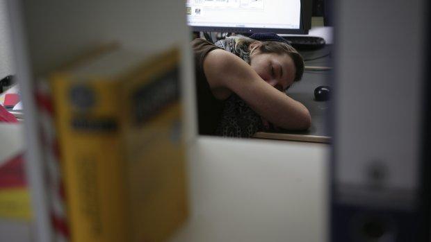 Verveeld op het werk? Dat is slecht voor je