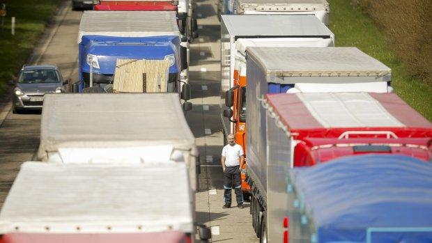 Kassa: België incasseert 140 miljoen euro aan kilometerheffing