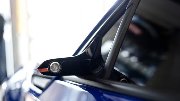 Camera vervangt straks zijspiegels op auto