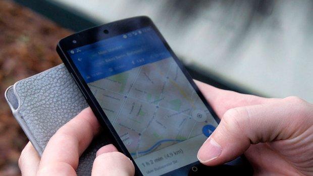 Google Maps op iPhone heeft nu meldfunctie voor flitsers
