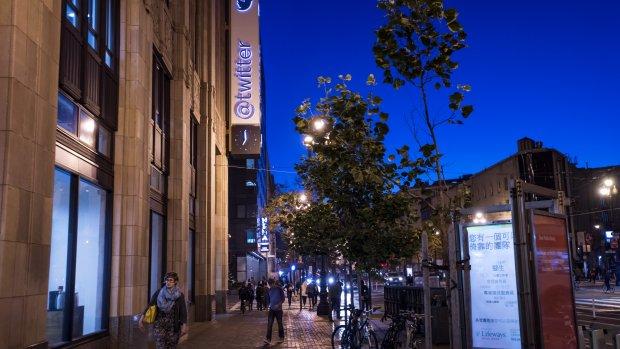 Twitter verhuurt deel hoofdkwartier, maar waarom?