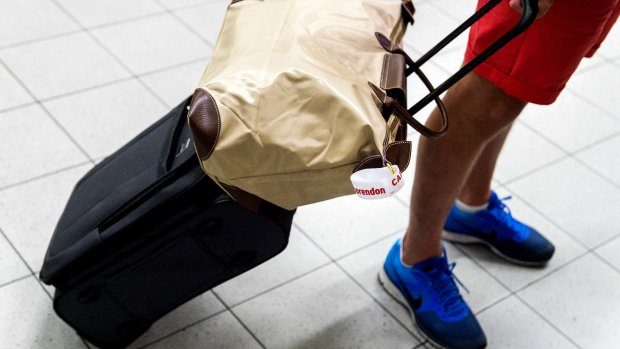 Wat is duurder: je ticket of je koffer?
