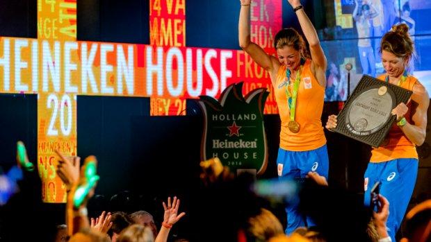 Heineken: er zijn te veel Olympische sponsors