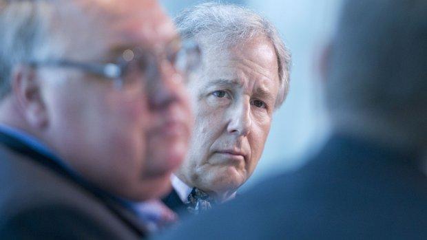 Boardroom blijft gedomineerd door grijze mannen