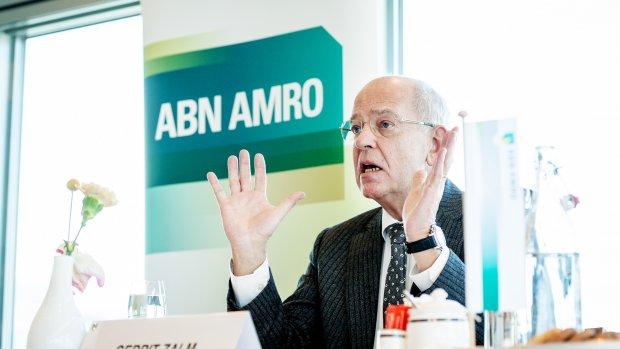 ABN Amro gaat bezuinigen, ook op personeel