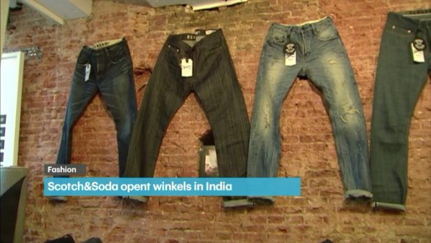 Scotch and Soda gaat winkels openen in India